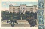 Девическата гимназия - Варна, ок. 1930 г.