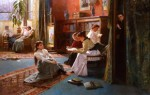 """Александър Марк Роси. """"Забранените книги"""", 1897"""