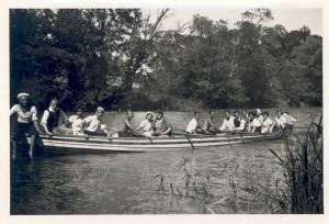 Екскурзия по Камчия с гребни лодки